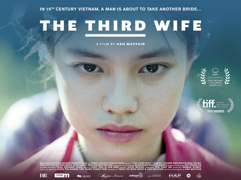 the third wife poster