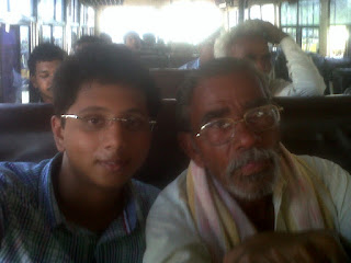 Sudheesh and the old man