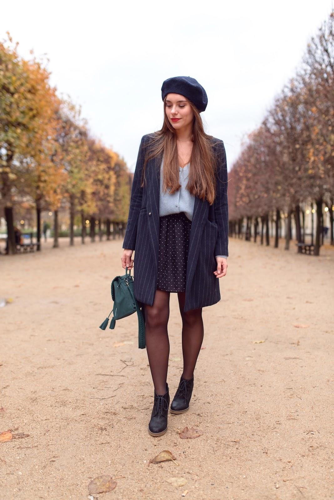 parisienne et beret 3