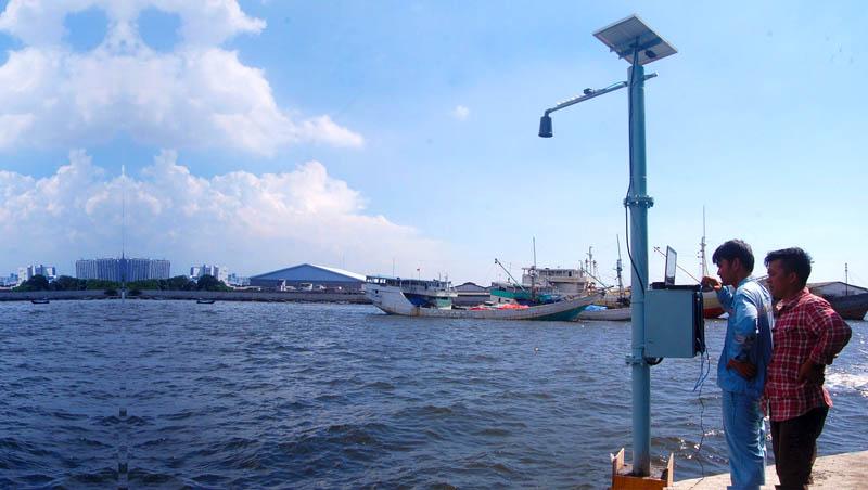 Teknologi Telemetri  Pengukuran Pasang Surut Permukaan Air Laut