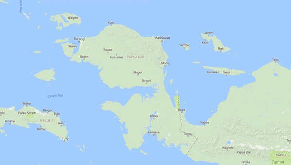 provinsi termuda di indonesia beribukota di