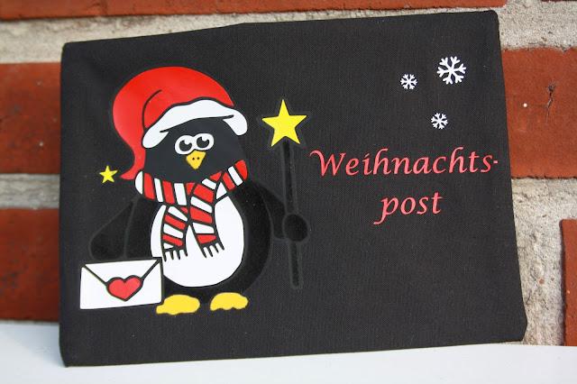 Ranelabel plotterliebe pingu weihnachtspost - Bilder weihnachtspost ...