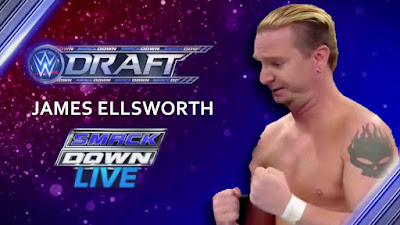 James Ellsworth helyzete a WWE-vel