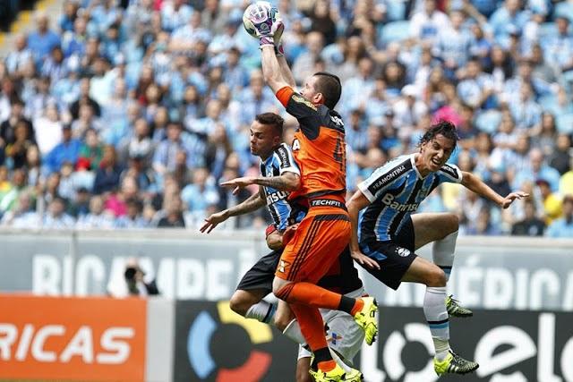 1499d323f26f3 Paulo Victor vive um momento delicado no Flamengo. Desde que perdeu a  titularidade para Alex Muralha
