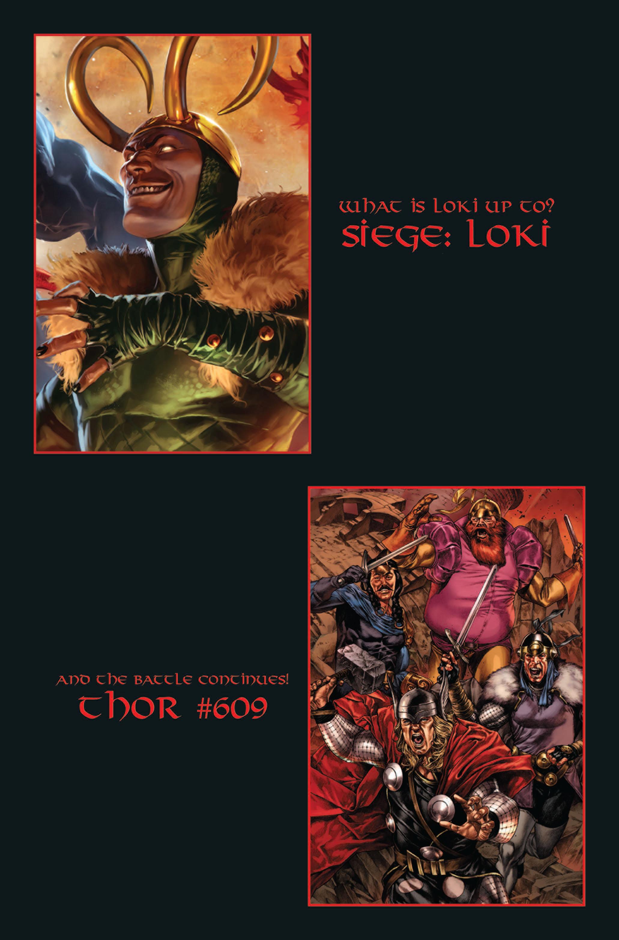 Thor (2007) Issue #608 #21 - English 25