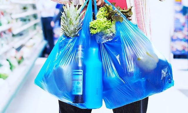 Bolsas de plástico ya no serán gratuitas en mercados