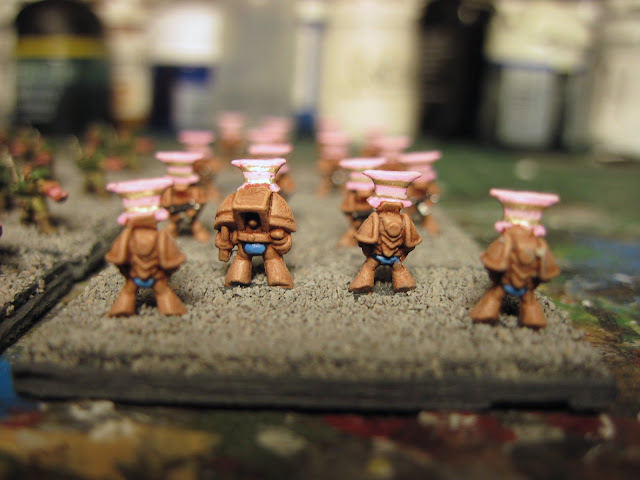 Emperor's Children Rubric Marines