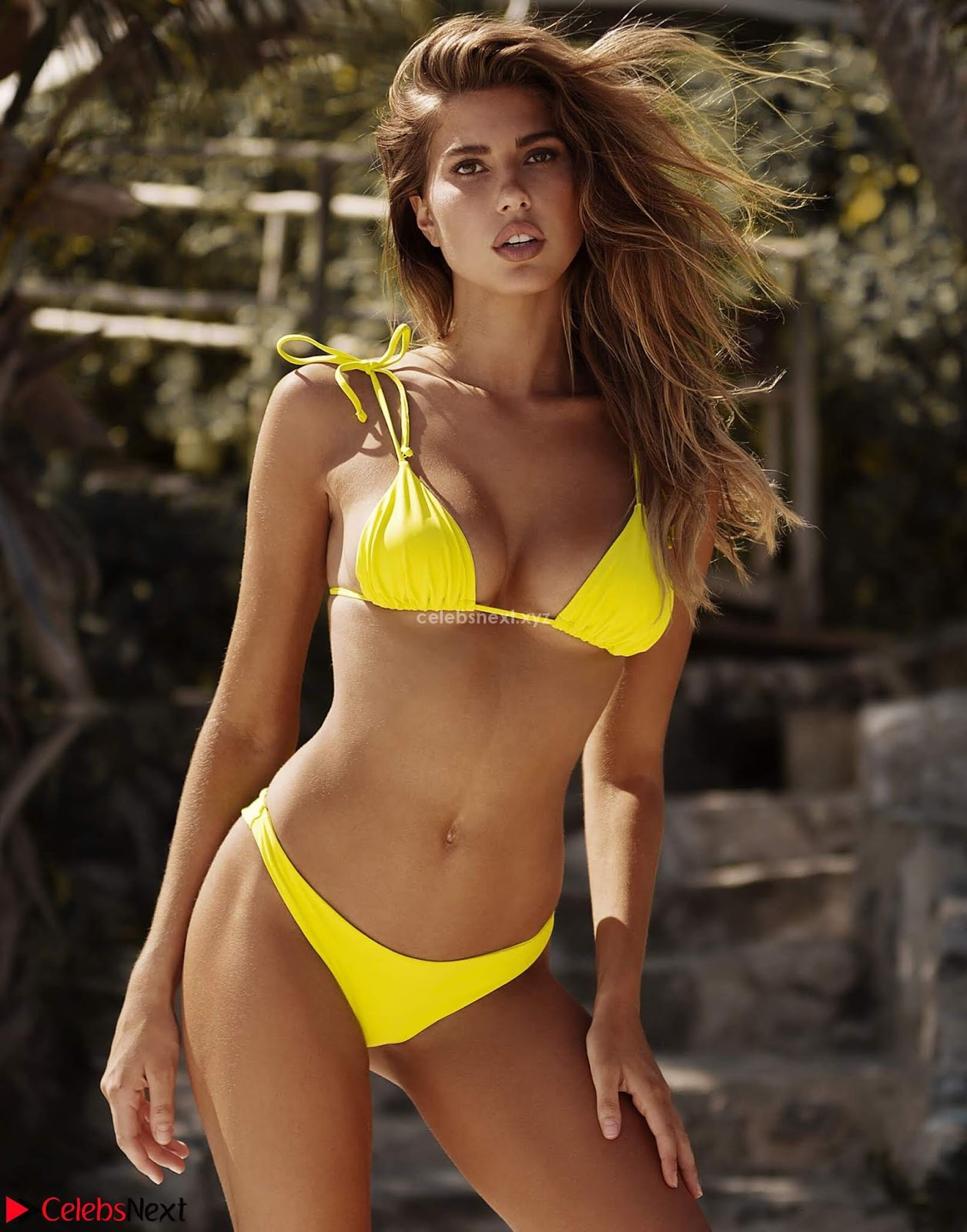 Kara Del Toro - Sexy Instagram Bikini Model with lovely ass booty super sexy tits boobs wow