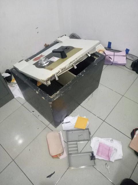Anggota Sindikat Pembobol Toko HP 4 Kota Ditangkap di Makassar