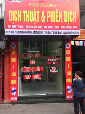 Văn phòng công chứng tại quận Lê Chân nhiều năm kinh nghiệm điểm tới  tin cậy cho mọi nhà