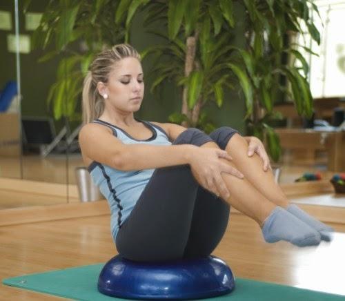 Los beneficios de la práctica del Pilates