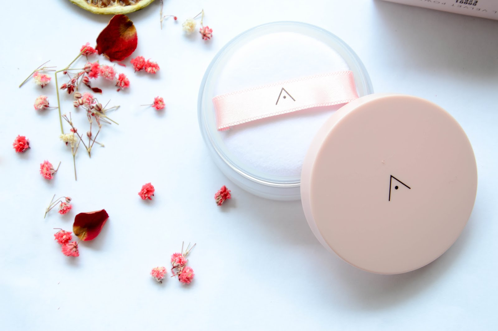 translucent powder althea review