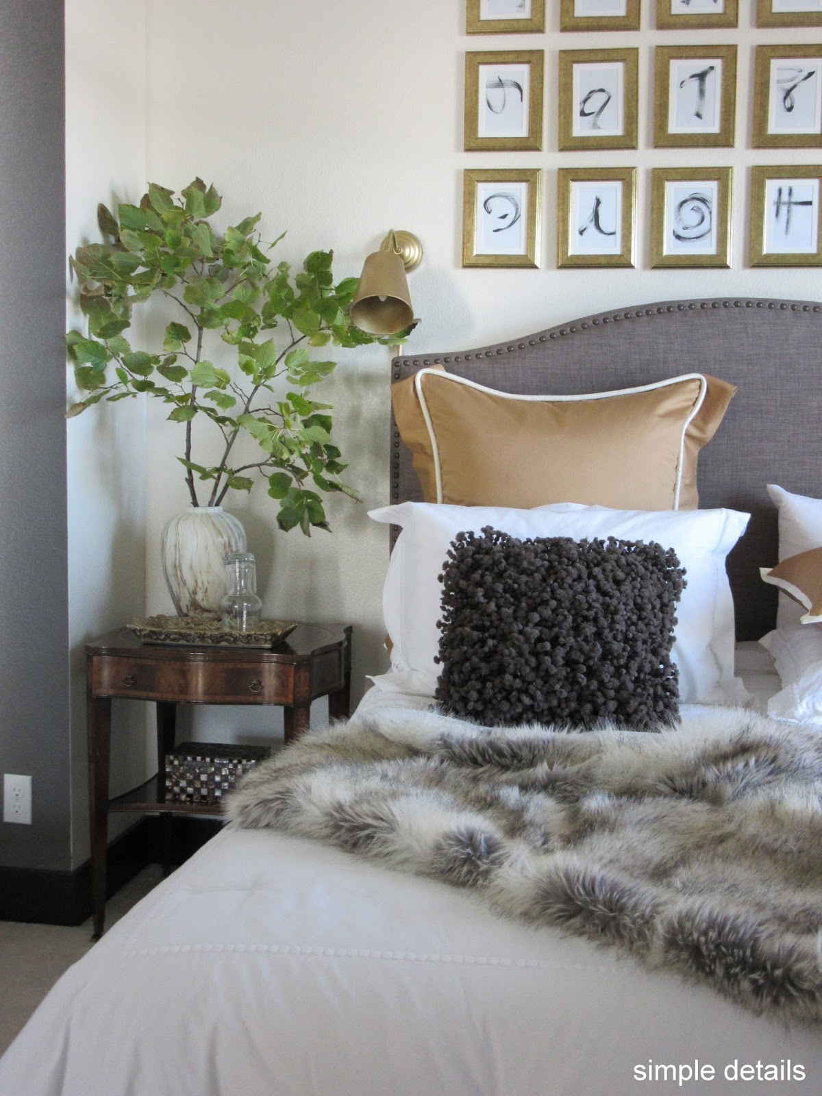 Budget Guest Room Reveal Inspired By Williams Sonoma
