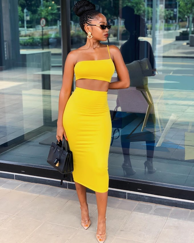 How To Wear Monochrome Co-Ords, Featuring Vanessa Matsena