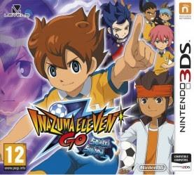 Inazuma Eleven Go Shadow, 3DS, Español, Mega, Mediafire