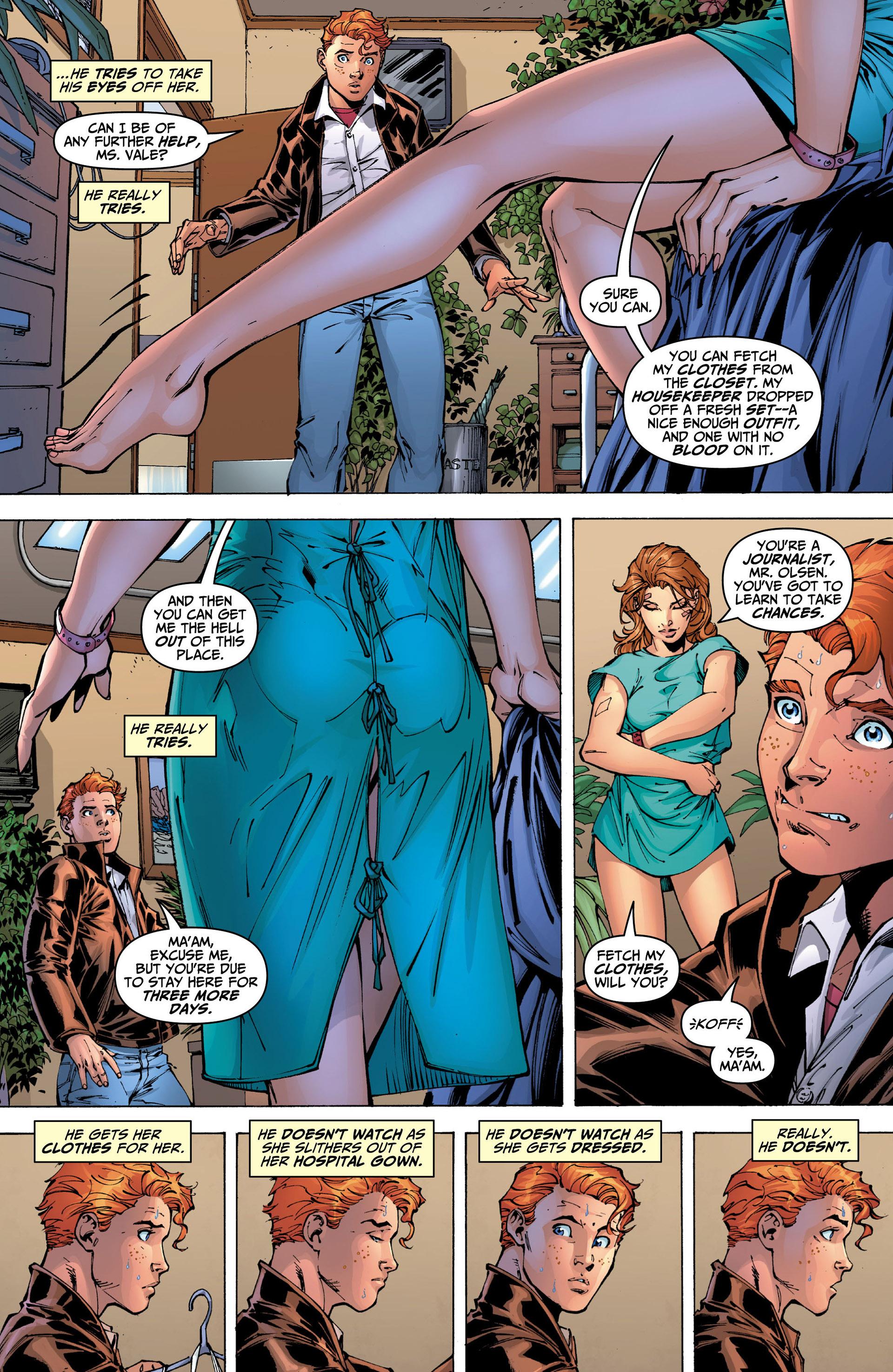 Read online All Star Batman & Robin, The Boy Wonder comic -  Issue #6 - 13