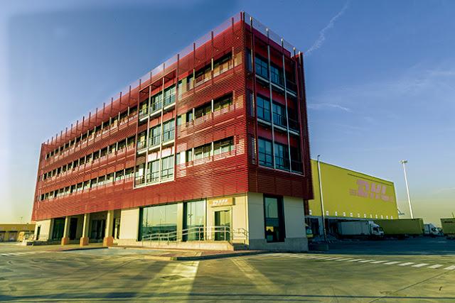 DHL Express expande a sua rede global com novo hub internacional em Madrid