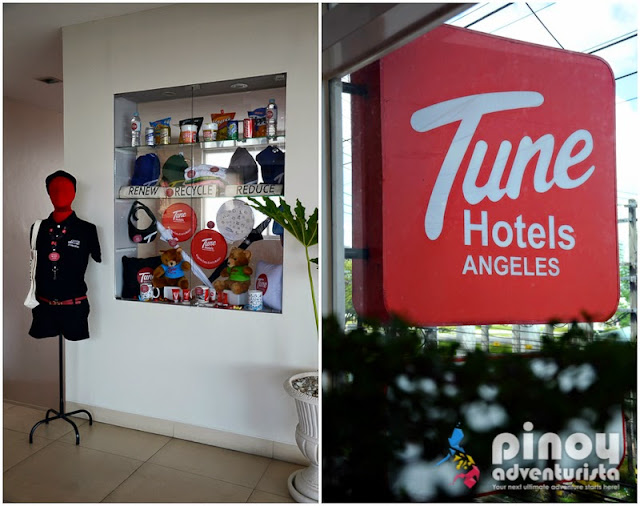 Budget Friendly Hotels in Angeles City Pampanga Tune Hotel