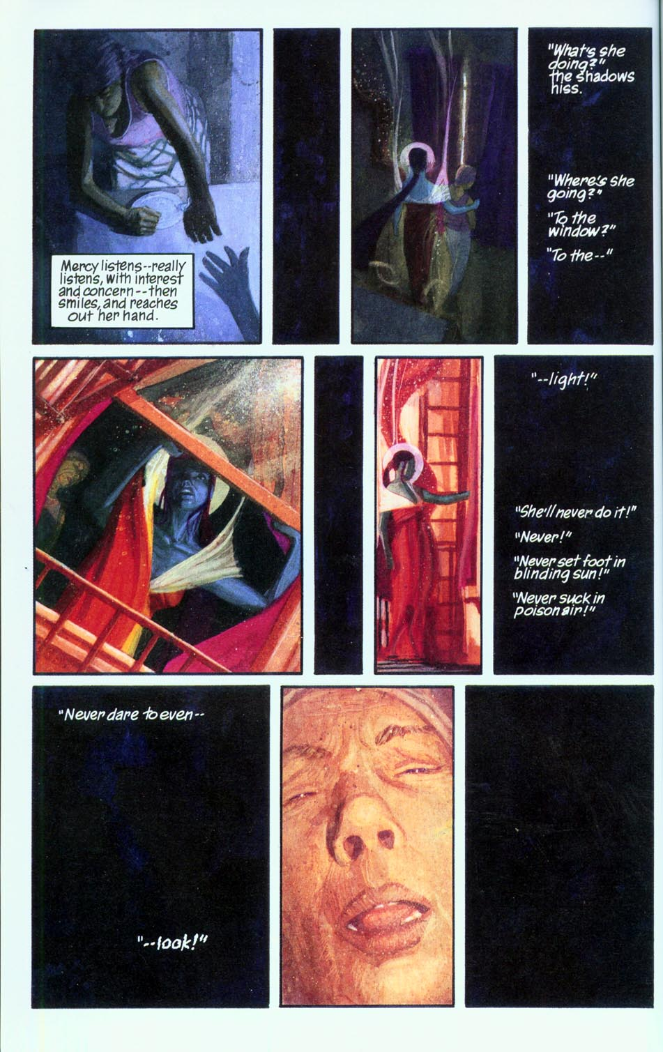Read online Mercy comic -  Issue # Full - 41