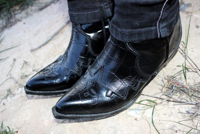 Resultado de imagen de botas camperas street style