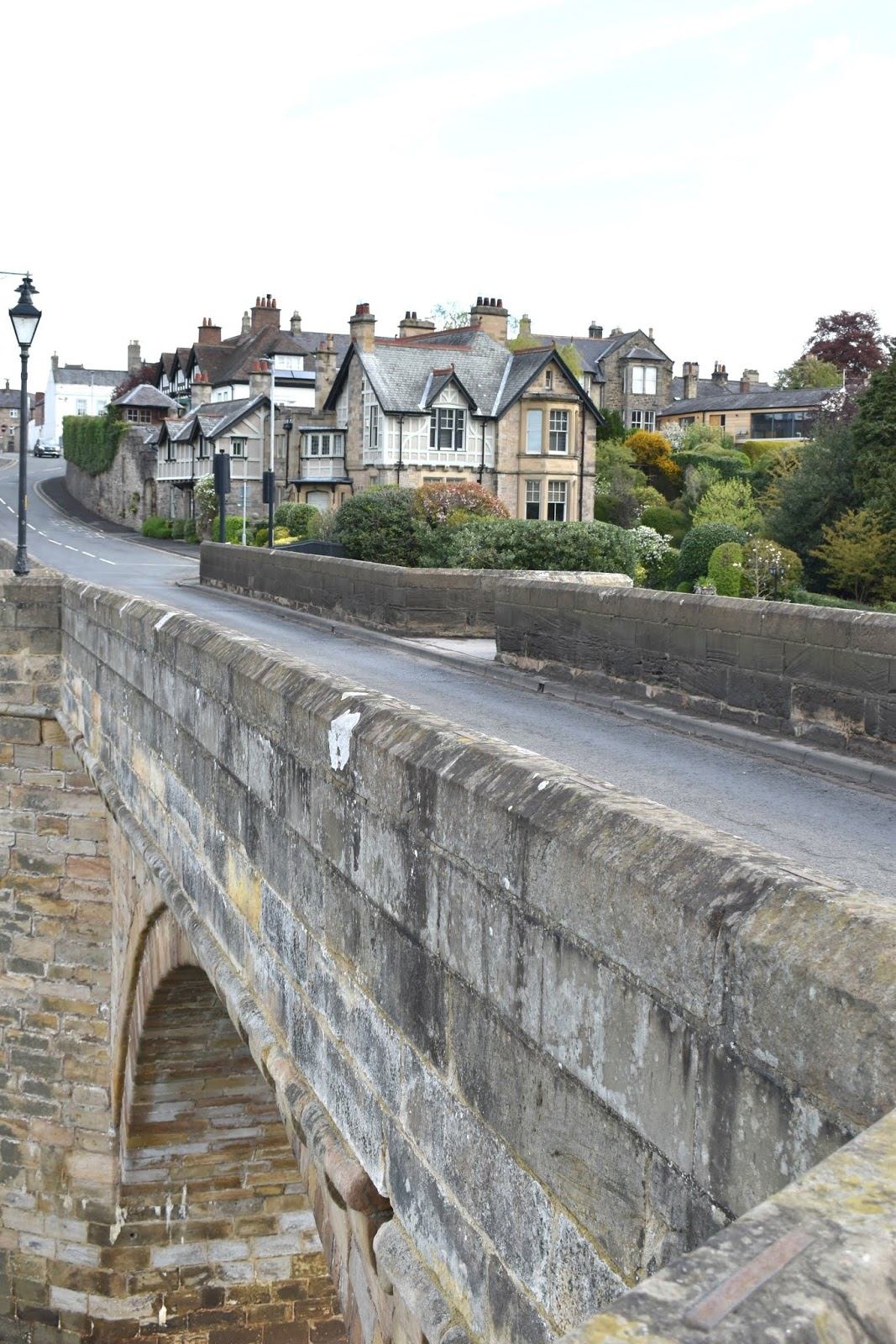 Day Tripping to Corbridge, Northumberland