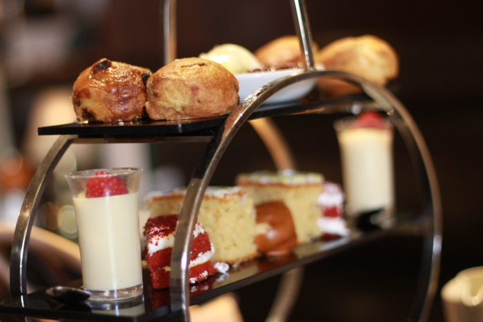 Afternoon Tea Browns Brasserie Bar Covent Garden