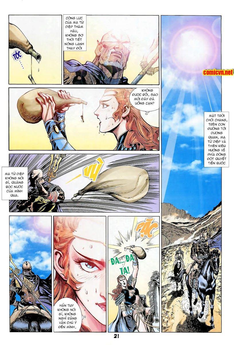 Đại Đường Uy Long chapter 88 trang 22