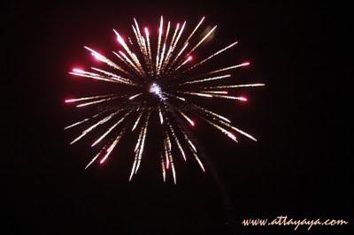 Festival Lampu Colok Pekanbaru