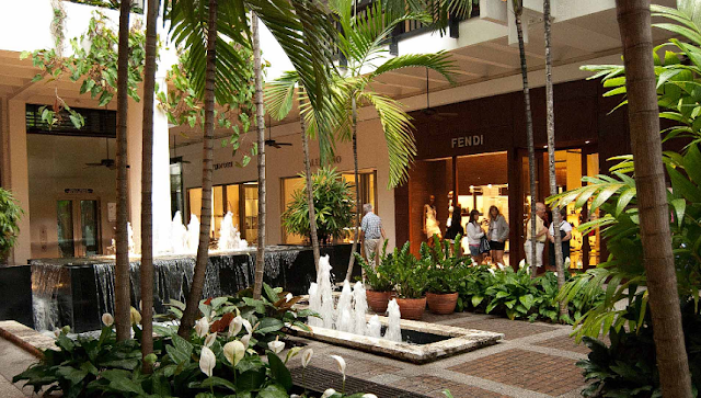 Bal Harbour Shops em Miami