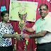 வாழ்வோசை செவிபுலனற்றோர்  பாடசாலை மாணவர்களுக்கான  விருது வழங்கும் நிகழ்வு