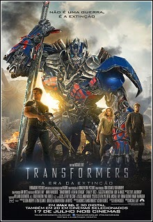 Transformers: A Era da Extinção Torrent Dublado