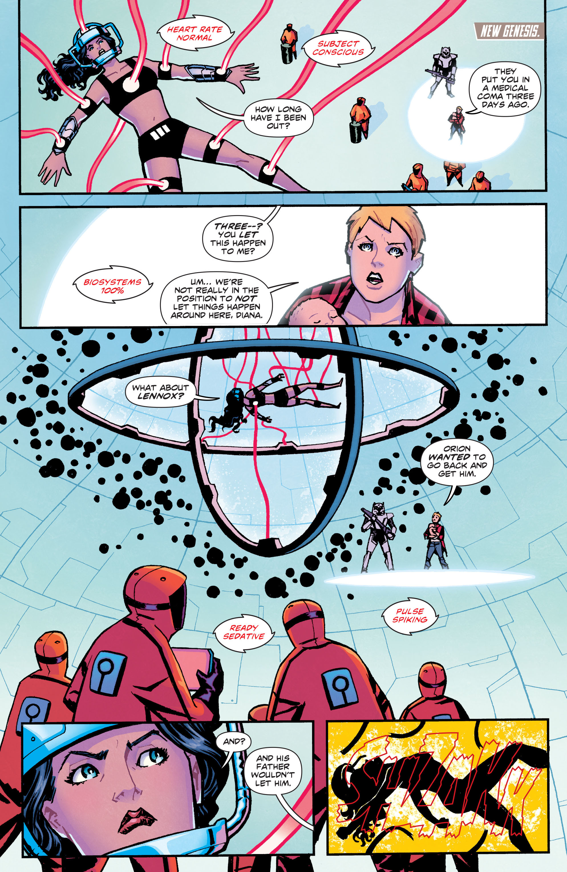 Read online Wonder Woman (2011) comic -  Issue #22 - 2
