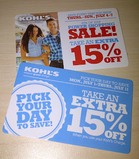 Photo of Kohl's discount coupons