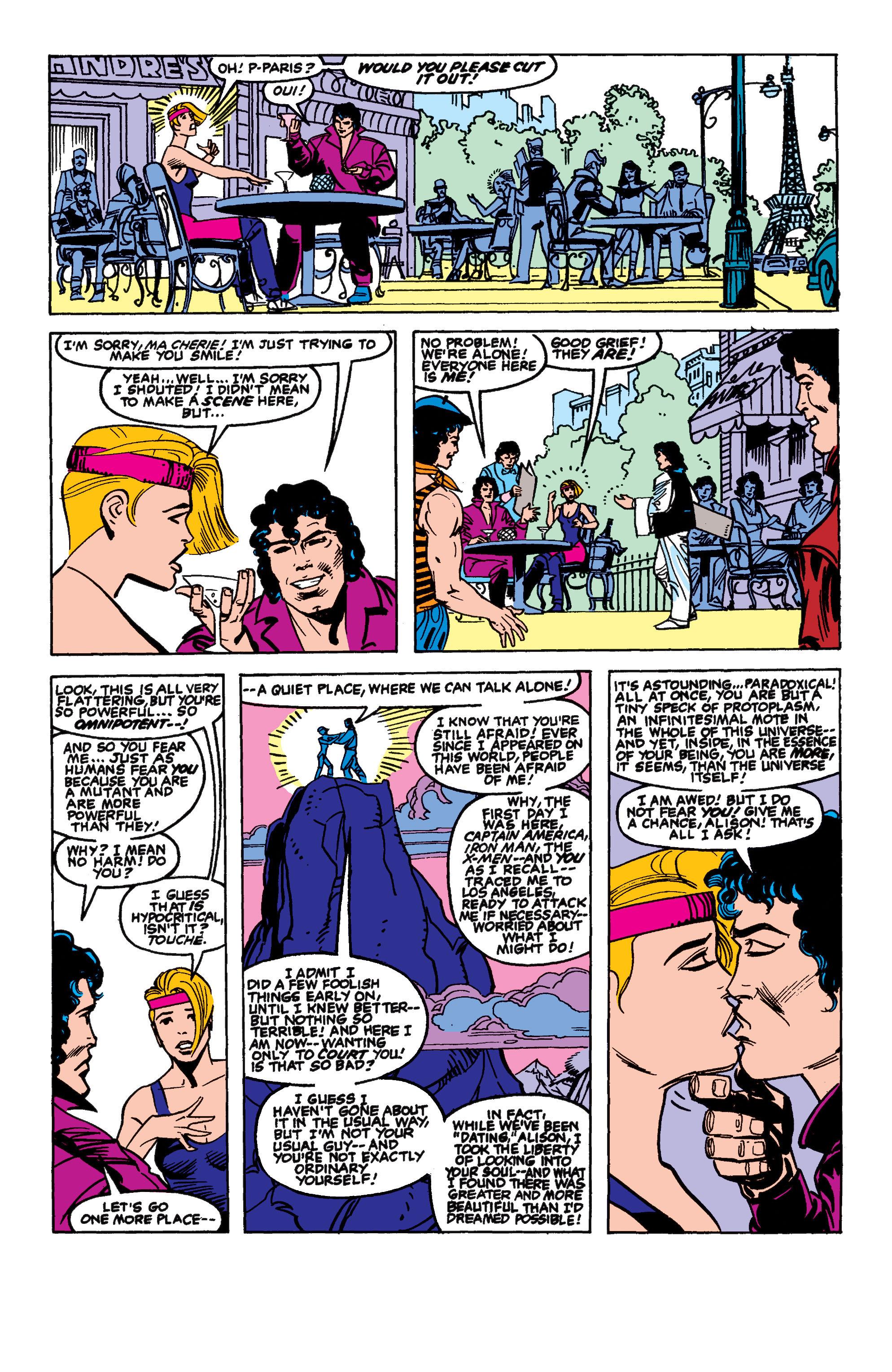 Read online Secret Wars II comic -  Issue #4 - 14