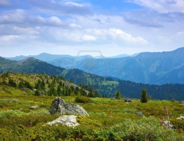 Awesome Rocky Mountain Landscape - Ideas