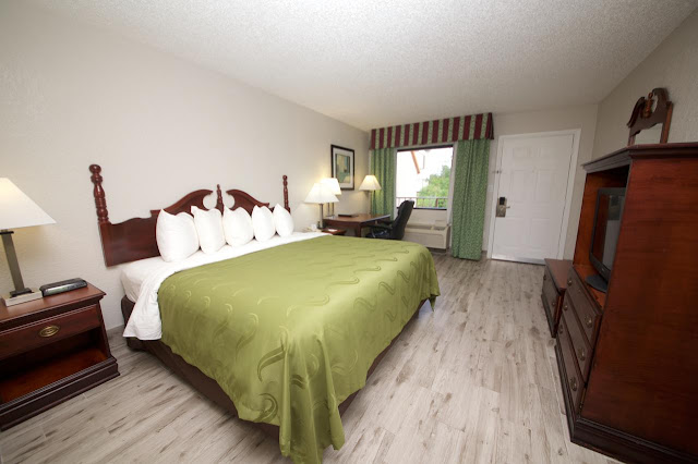 Hotel Quality Inn - Saint Augustine Outlet Mall: quarto