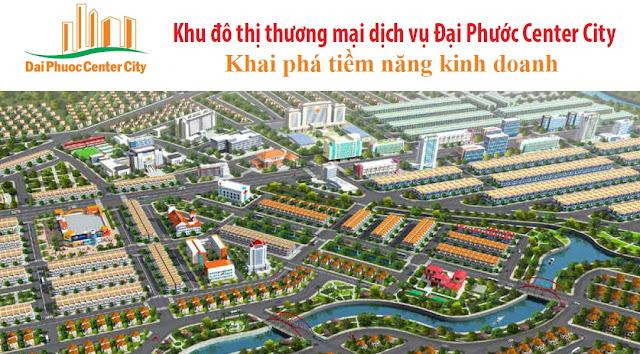 Dự án Khu đô thị đại phước center city