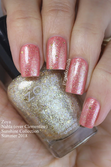 Zoya Sunshine Collection Nahla