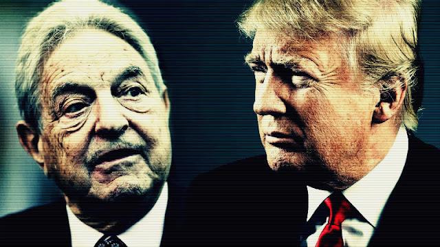 EUA: o memorando que denuncia os democratas e a ira de George Soros contra Donald Trump