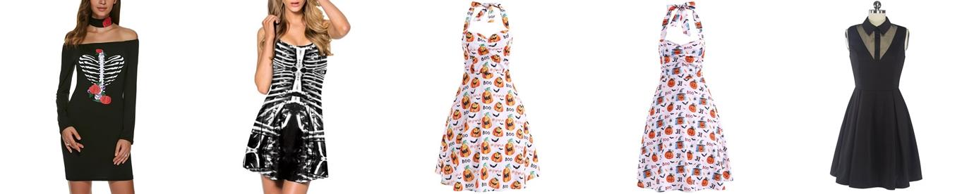 dresslilly na halloween przeglad oferty sklepu review sukienki