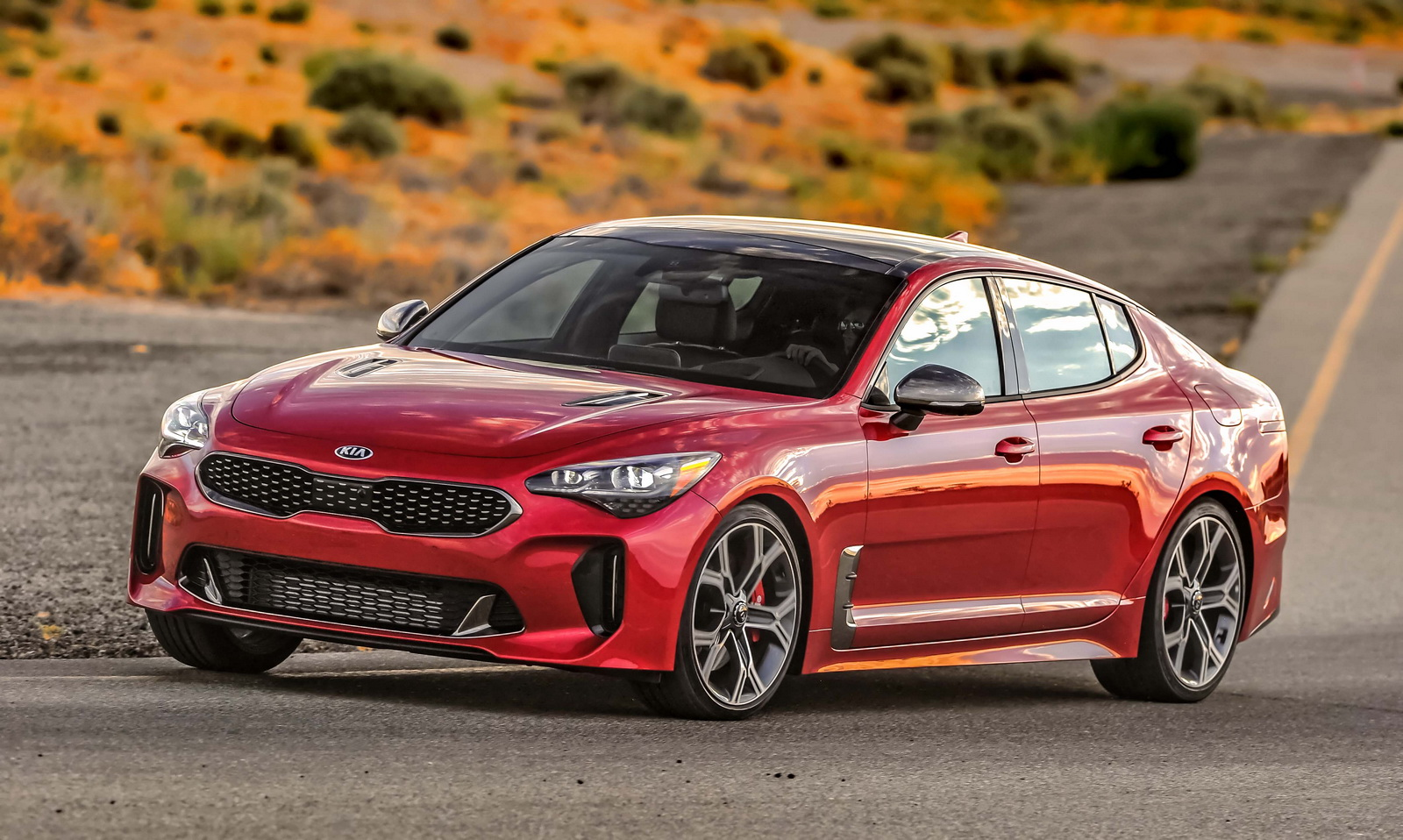 Kia Ceed Engine >> 2018 Kia Stinger Lease Deals Start From $382* A Month | Carscoops