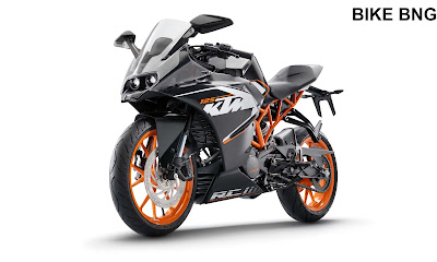KTM RC125 Specification and Price india