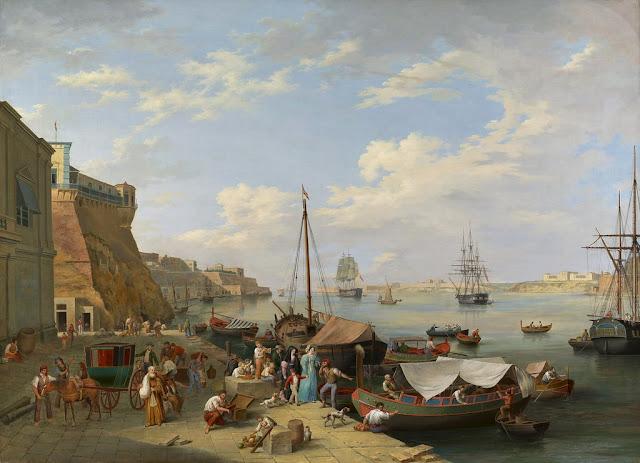 Ποια αγγαρεία αρνούνταν να κάνουν οι Ναυπλιώτες το 1828 - Τι έκαναν οι Μαλτέζοι στο Ναύπλιο