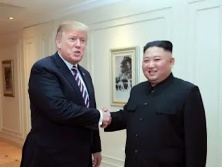 Trump has been trying to convince Kim that his nation could thrive economically like Vietnam if he would end his nuclear weapons programme.