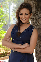 Seerat Kapoor Stunning Cute Beauty in Mini Skirt  Polka Dop Choli Top ~  Exclusive Galleries 039.jpg