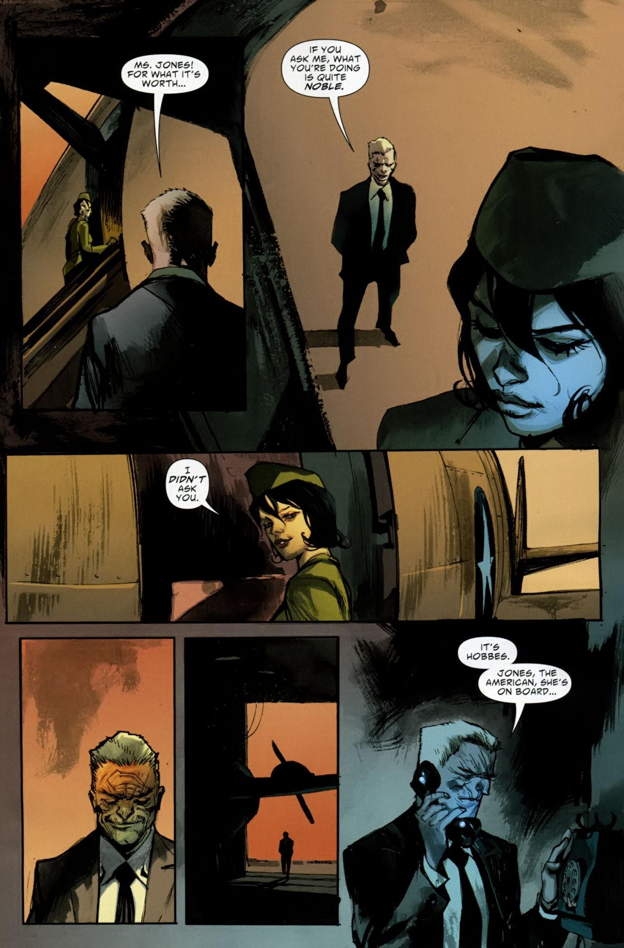 Read online American Vampire comic -  Issue #15 - 9