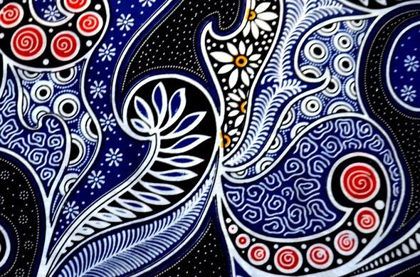 Pesona Batik Nusantara Glo Batik