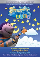 Shushybye Baby 3-disc DVD Collection