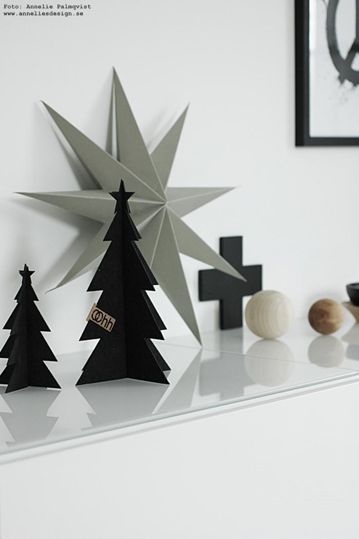 jul, julen, julens, advent, julpynt, julsaker, annelies design, webbutik, webbutiker, webshop, ntbutik, nätbutiker, nettbutikk, nettbutikker, gran, granar, Oohh, stjärna, House Doctor, kors, träbollar, boll, ikea bestå, juldekoration, pynt, dekoration, dekorationer, svart, svarta, grå, gråa, trärent,