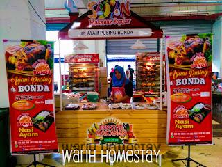 Warih-Homestay-Ayam-Pusing-Bonda